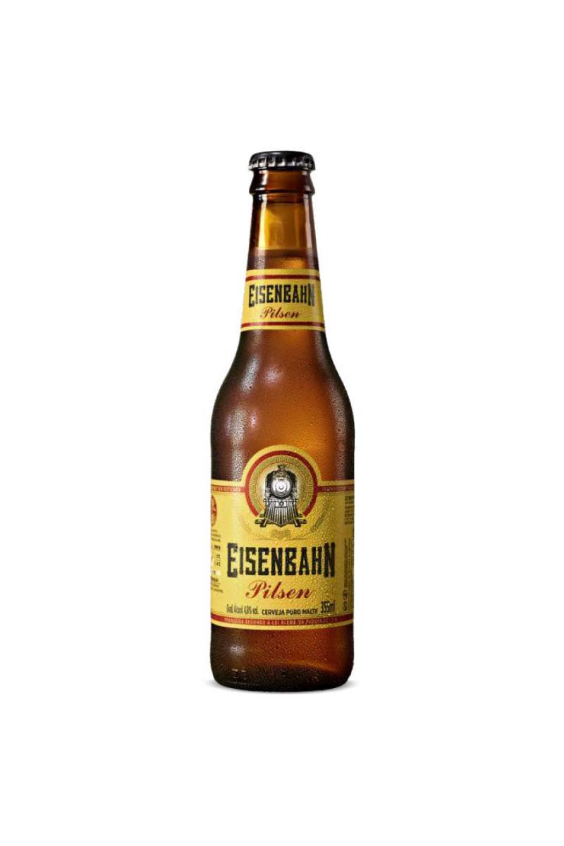 Cerveja Eisenbahn Pilsen