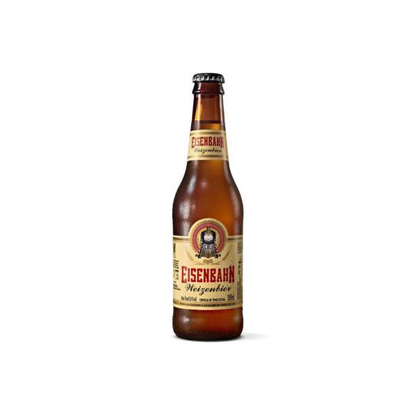 Cerveja Eisenbahn Weizenbier