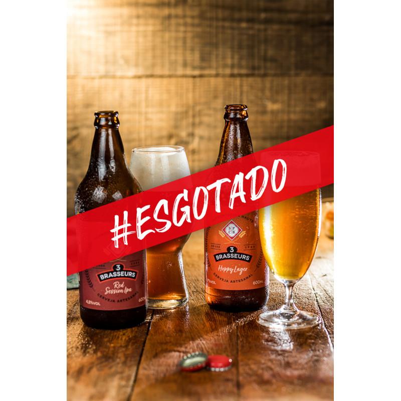 Combo Cerveja 3B SP Cultura de Boteco